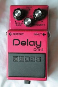 Boss DM-2 Analog Delay