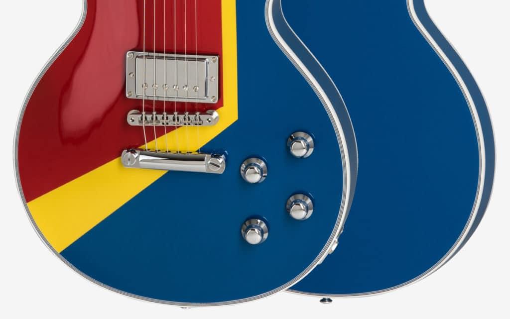 Gibson Custom Les Paul Boogie Van