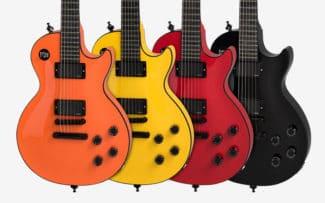 Gibson Les Paul Custom Chambered Blackout