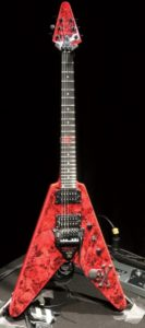 Jeff Waters' Flying V