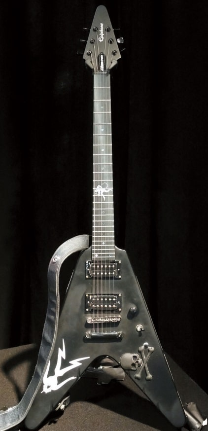 Jeff Waters Flying V