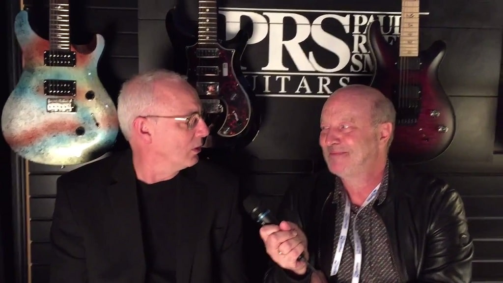 Paul Reed Smith Interview
