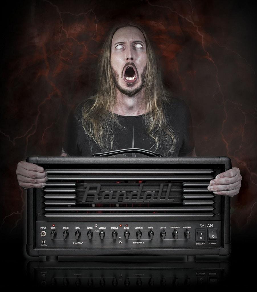 Randall Satan50