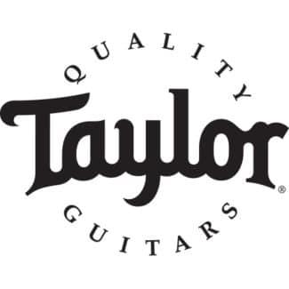 Das Logo des kalifornischen Gitarrenherstellers Taylor Gutars.
