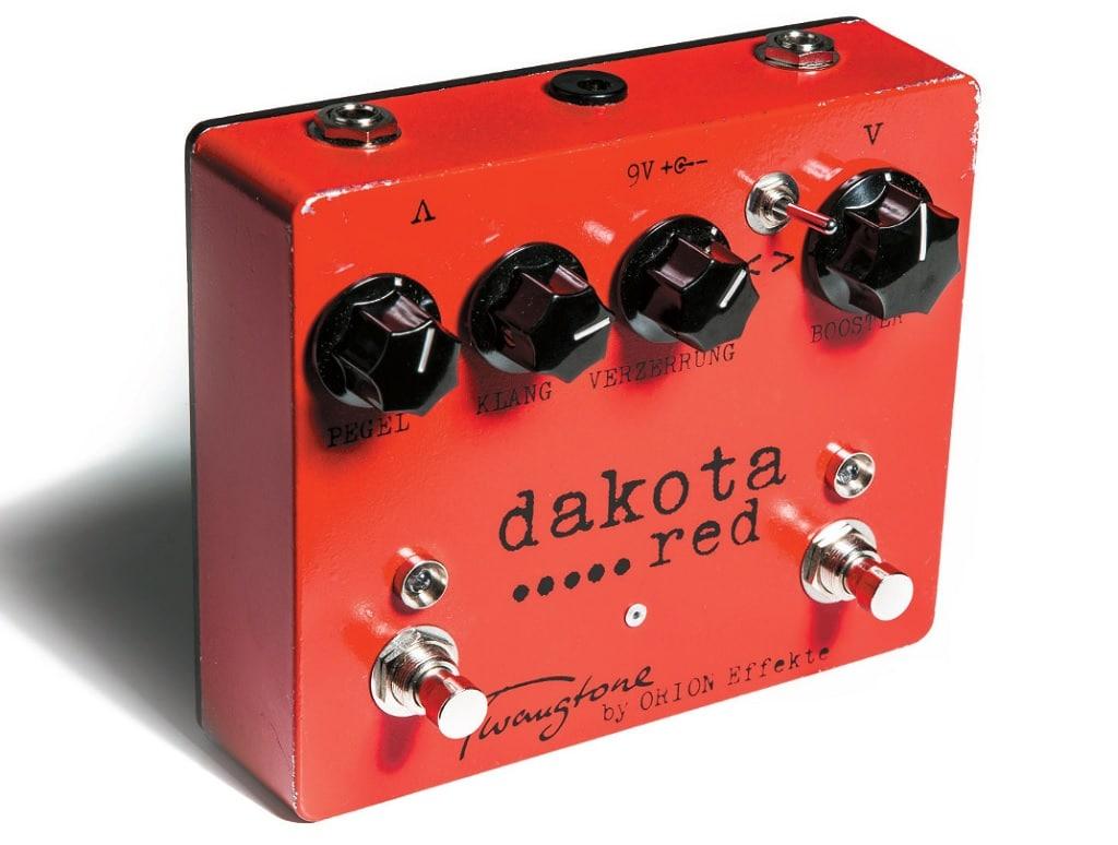 Twangtone Dakota Red