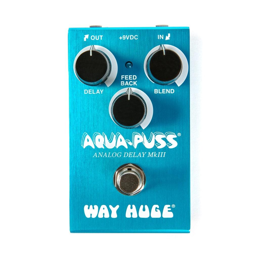 Way Huge Aqua Puss Analog Delay