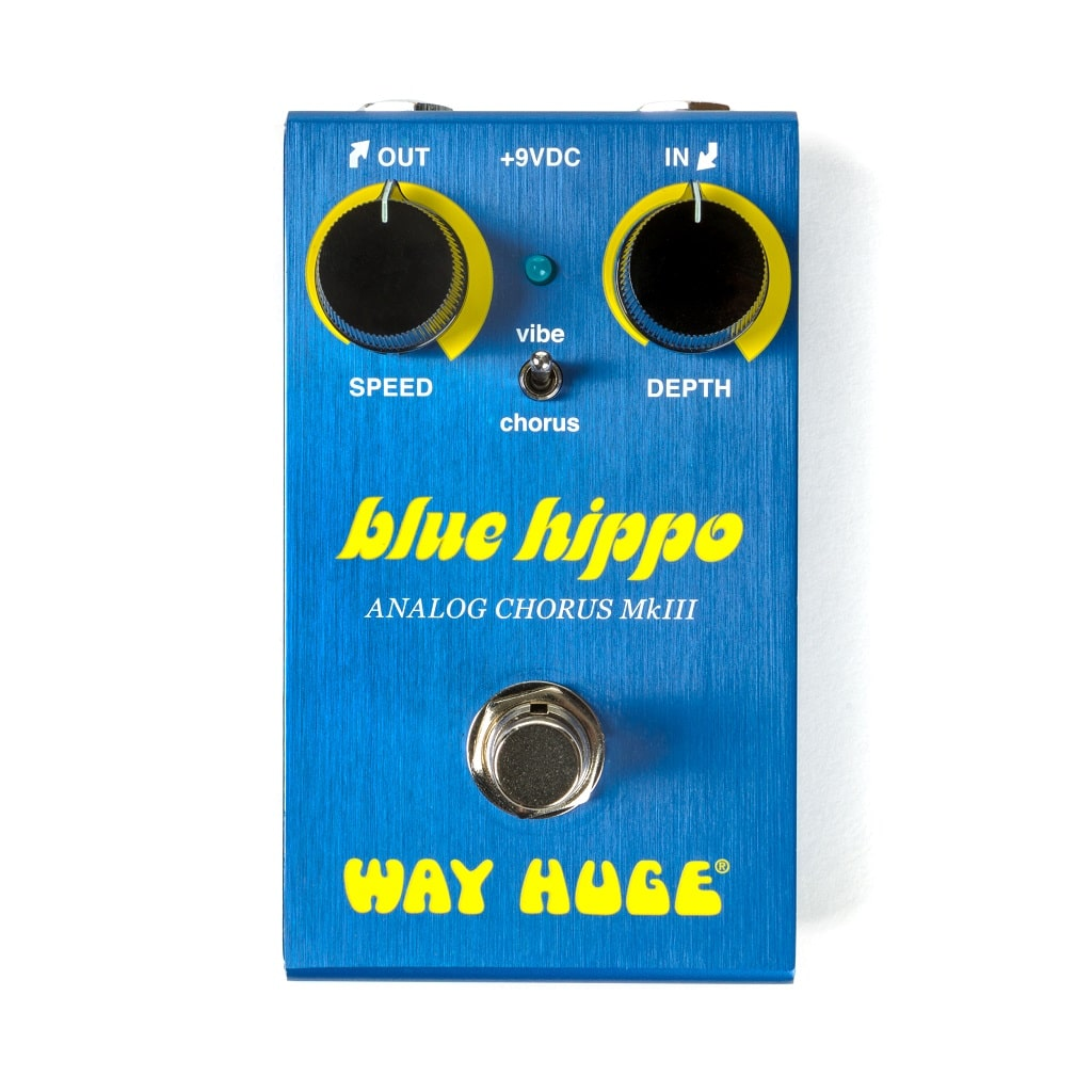 Way Huge Blue Hippo Analog Chorus
