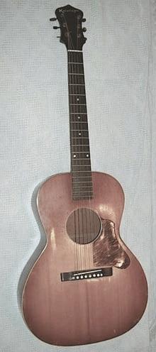 Gitarre von Robert Johnson