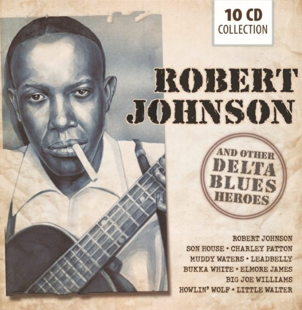 Robert Johnson Album Cover