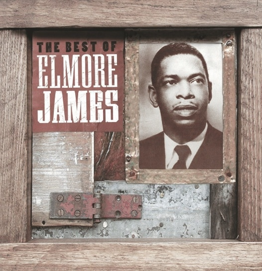 Elmore James Album Cover