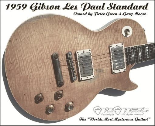 Alte Gibson Les Paul
