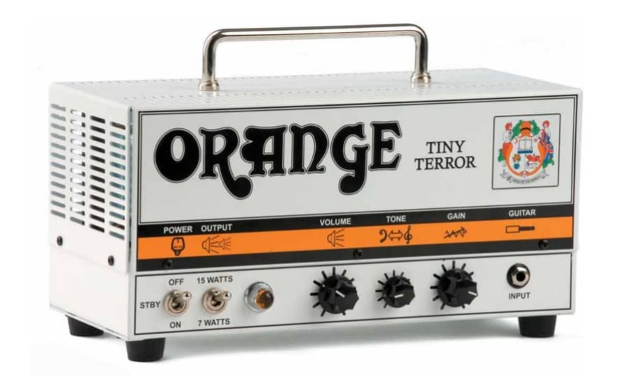 Orange Tiny Terror im Test