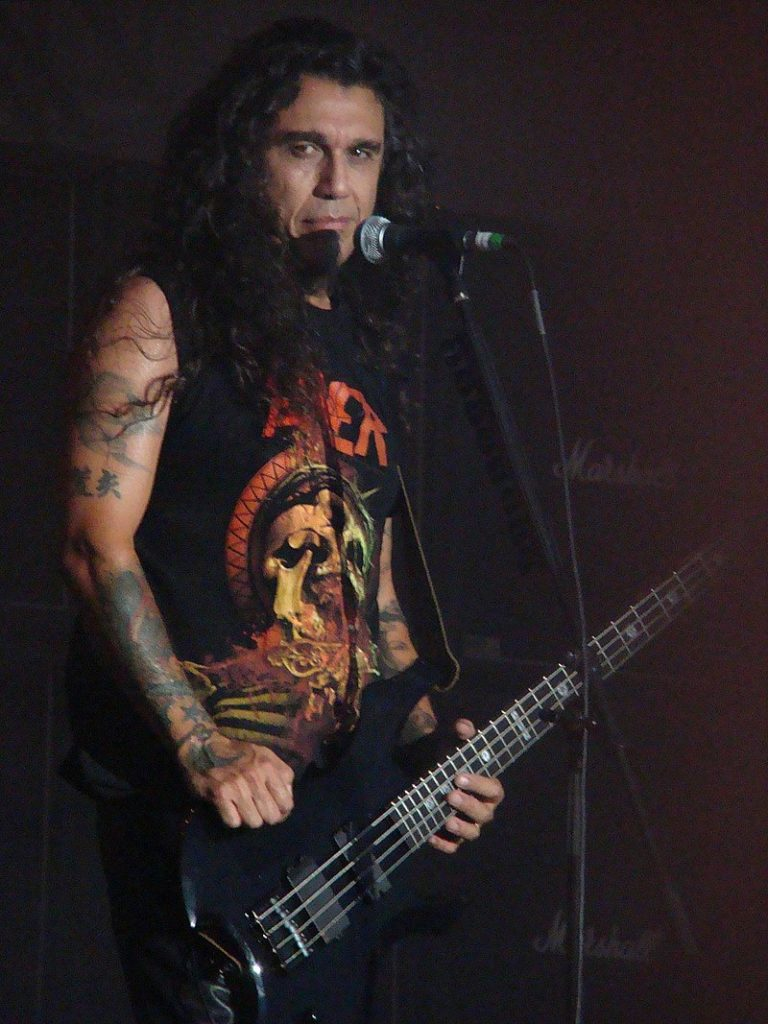 Tom Araya von Slayer