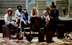 Allman Brothers Bandfoto