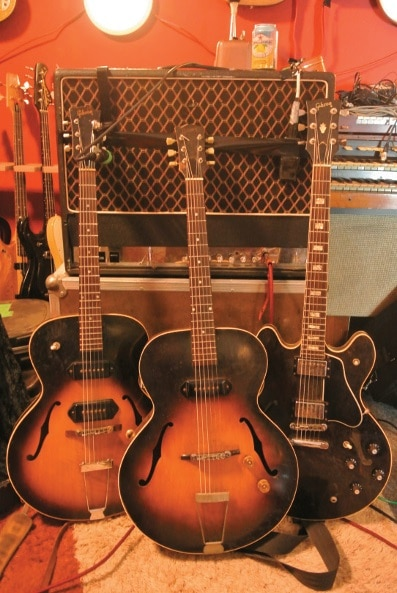 Fynn Grabke Gitarren