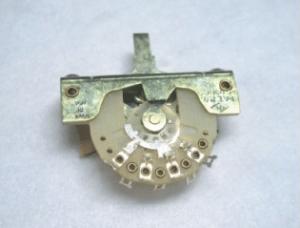 Dreiweg-Schalter von Fender