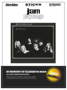 "Playalong zum Song ""In Memory of Elizabeth Reed"" von den Allman Brothers"