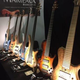London Bass Guitar Show