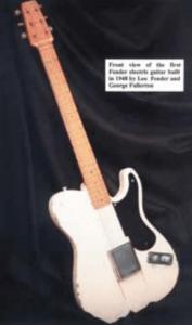 Fender Esquire Prototyp