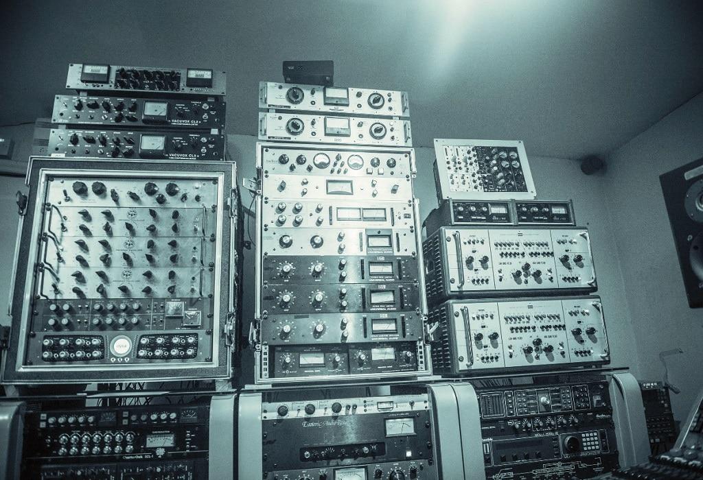 Steven Wilsons Studio