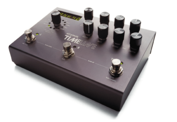 Strymon TimeLine Digital Delay Pedal