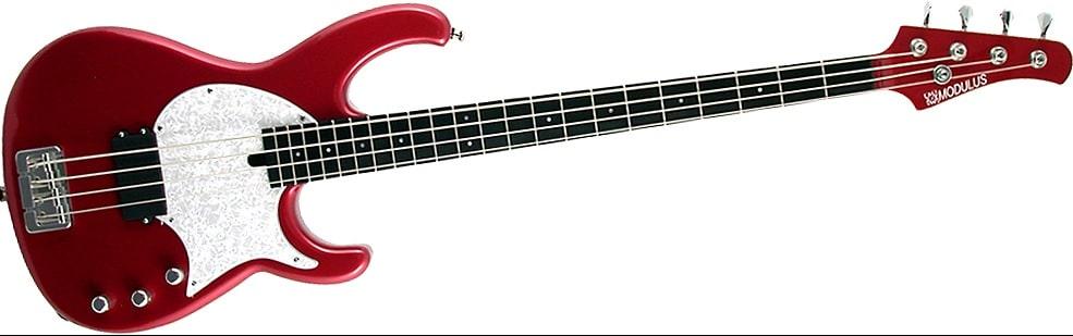 Modulus Guitars Flea FB4 Bass Guitar