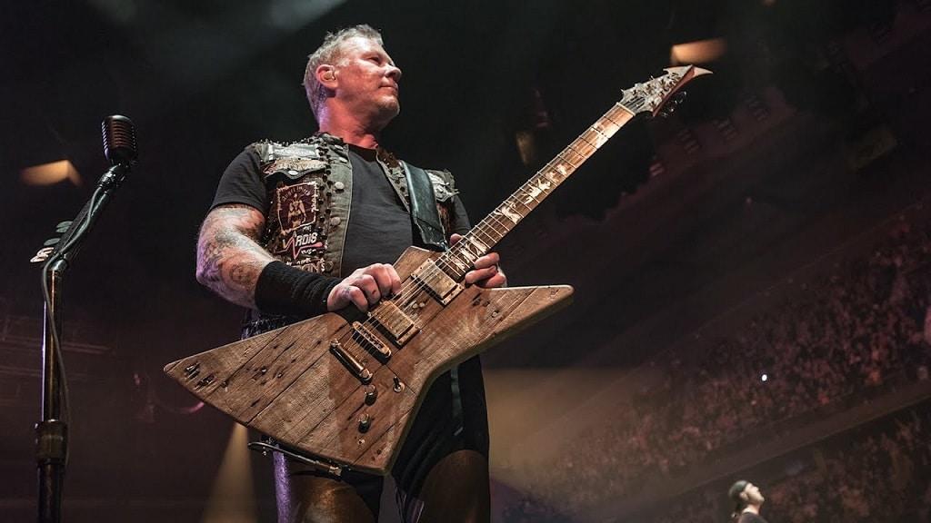 Produkt: 30 Jahre Gitarre & Bass – James Hetfield & Metallica