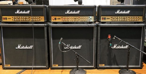 Marshall Joe Satriani Signature Top