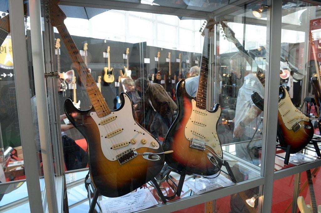 Musikmesse Vintage Guitars