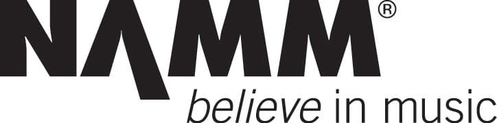 Das Logo der Namm Show