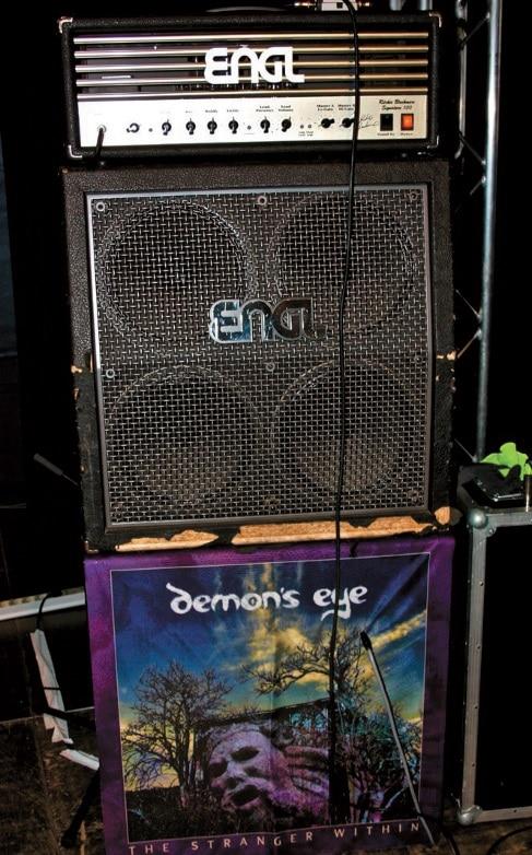 Engl-Amp und -Boxen