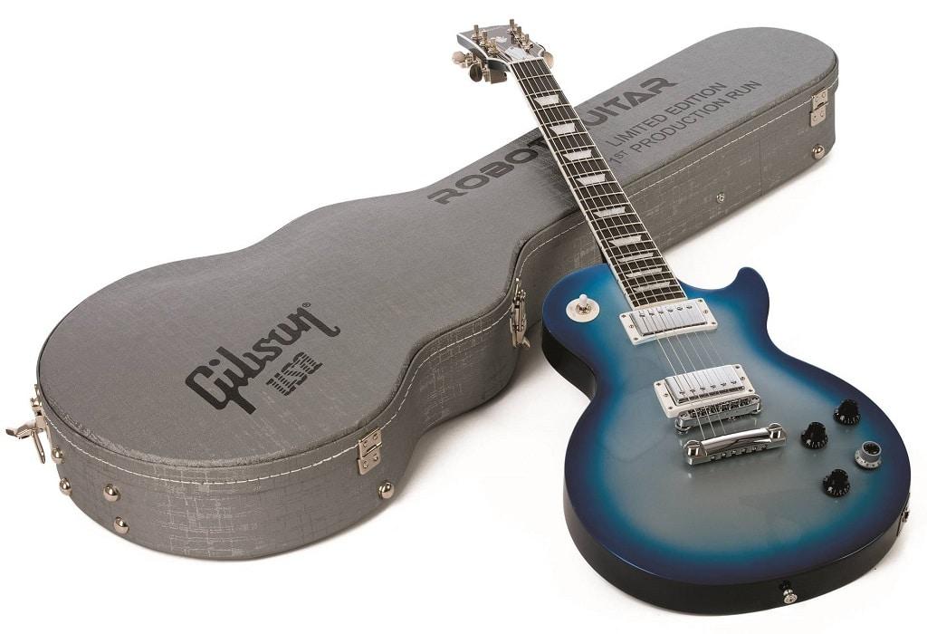 Gibson AUFMACHER