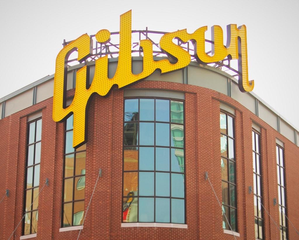 Gibson Factory Atmo
