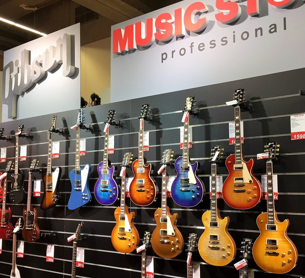 Gibson Music Store