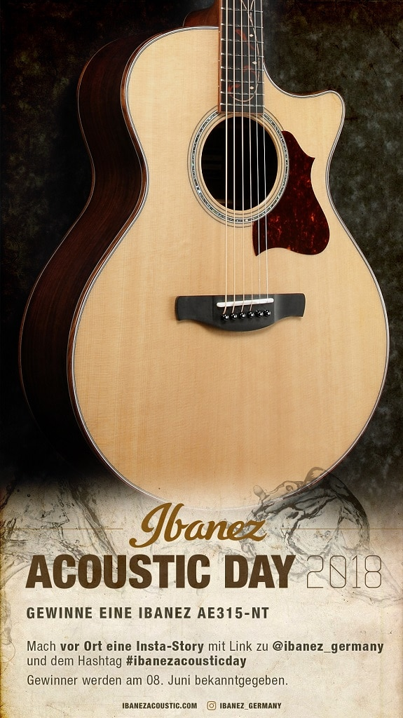 Ibanez Acoustic Days