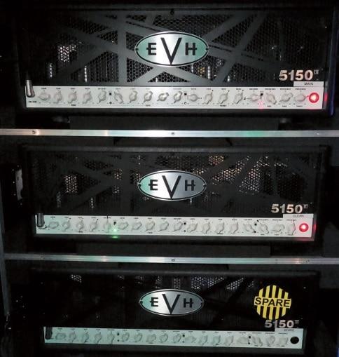 EVH 5150 III Tops