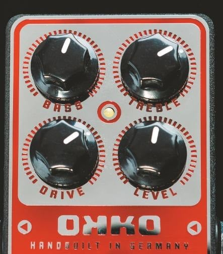 Okko King Krunch, Powered EQ, Rectoplexxx