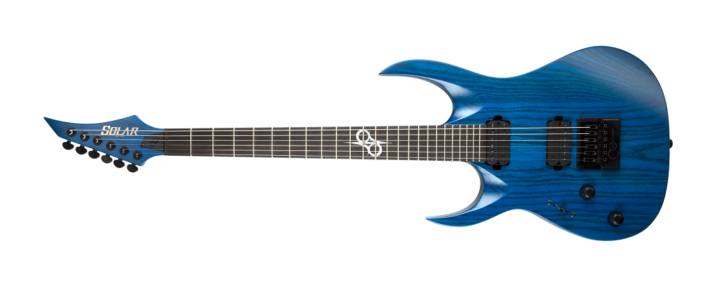 Solar Guitars A1.6ETTBLMLH