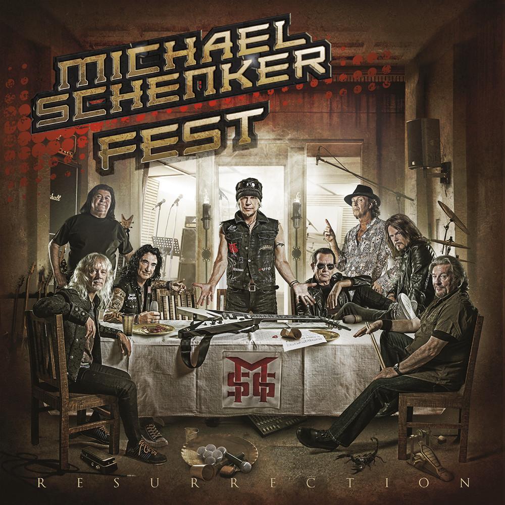 Michael Schenker Fest Resurrection