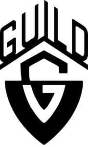 Das Logo von Guild Guitars