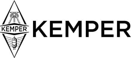 Kemper Amp Logo