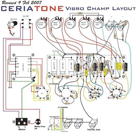 1967 Fender Vibro Champ