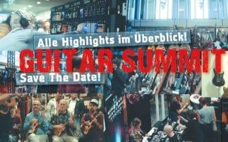 Guitar Summit Highlights