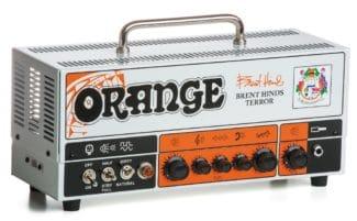 Orange Brent Hints Terror