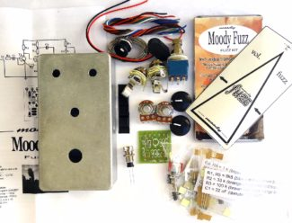 MOODY SOUNDS PEDAL DIY Workshops