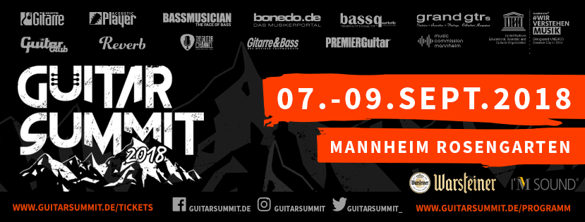 Guitar Summit Banner