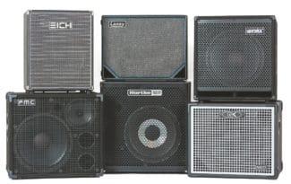 Eich Amplification, FMC, Gallien-Krueger, Hartke, Laney und Warwick