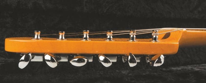 Fender Eric Johnson Signature Stratocaster Thinline Kopf