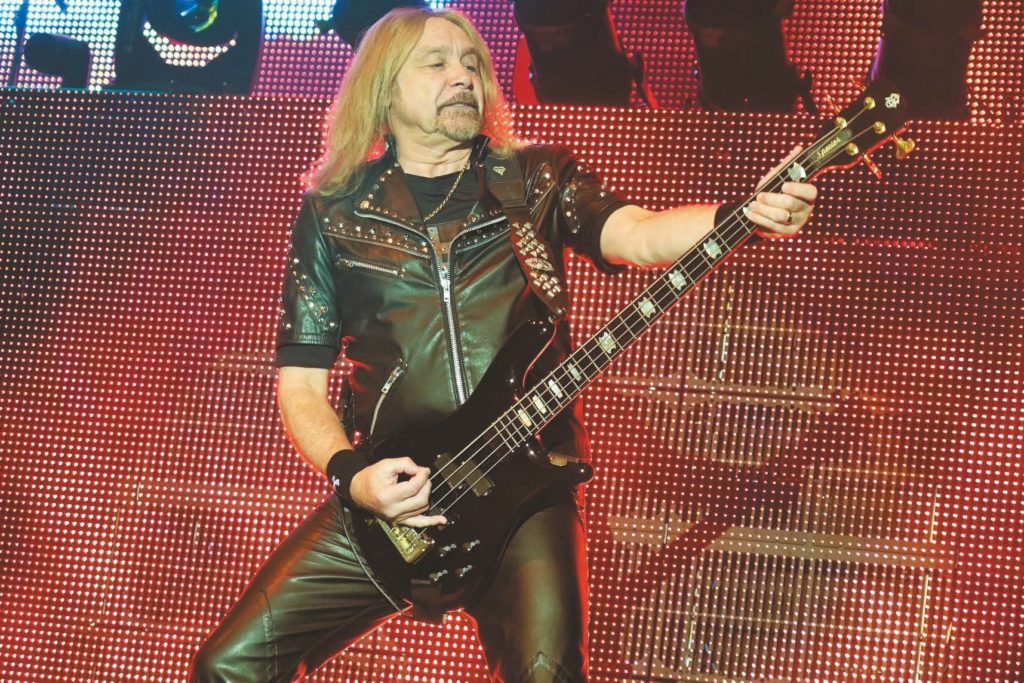 Ian Hill Judas Priest