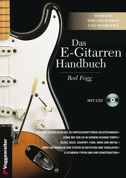 E Gitarren Handbuch